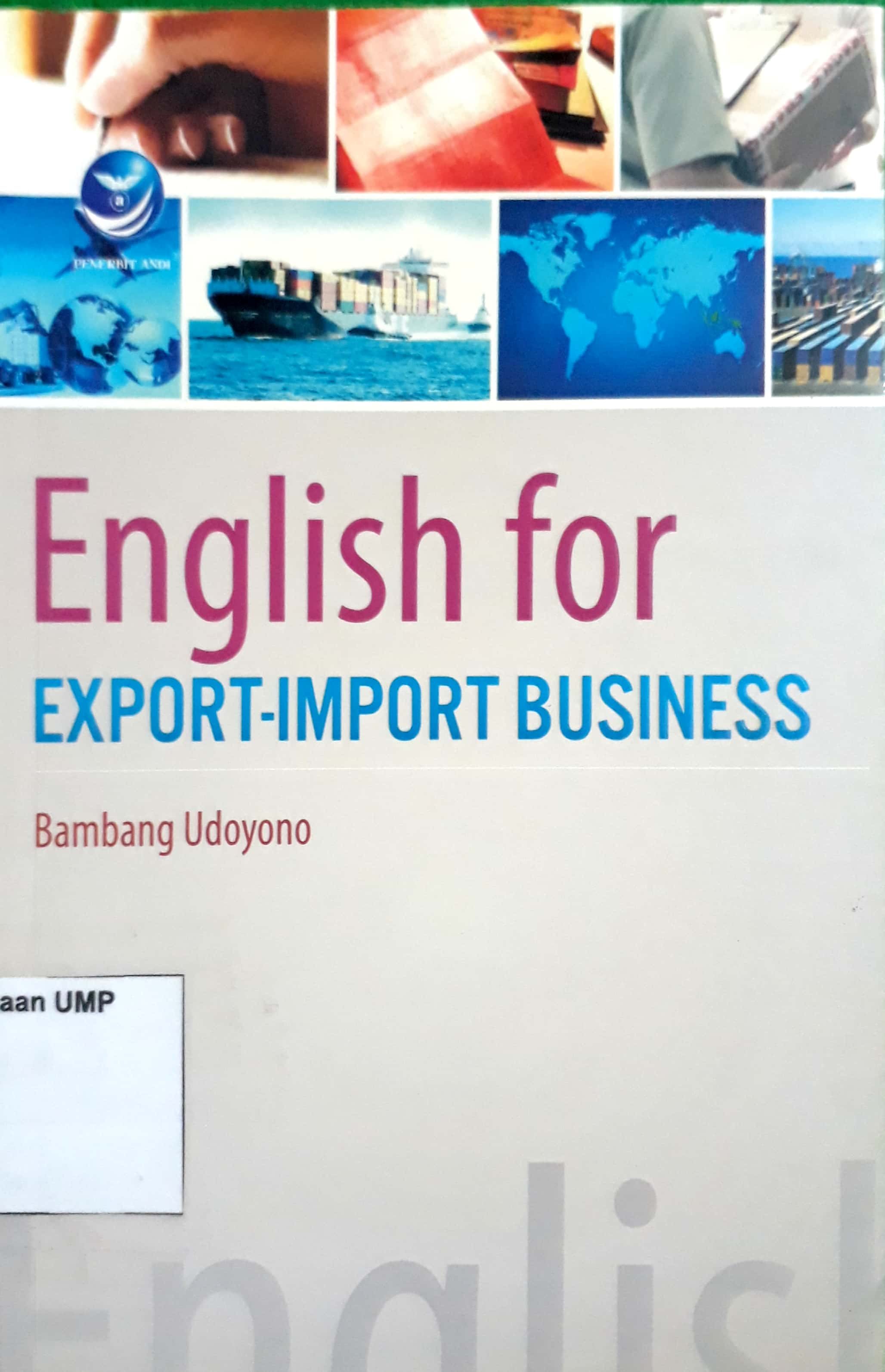 English for export-import business