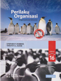 Image of Perilaku Organisasi = Organizational Behavior Edisi 16